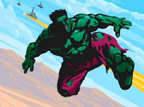Artist: Lenin Delsol > Style: Digital Color > Category: Comics, Action