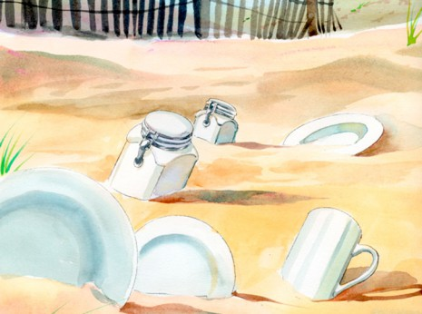 Artist: Lenin Delsol > Style: Watercolor > Category: Products, Catalog