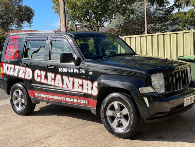 Kilted Cleaners Adelaide