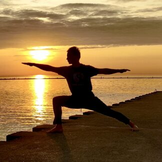 Hot Yoga Kenosha lighthouse