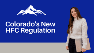 Colorado's HFC Refrigerant Rules