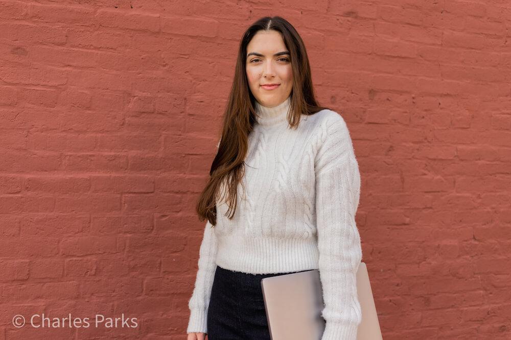 HVAC marketing consultant, Elizabeth Ortlieb, pictured