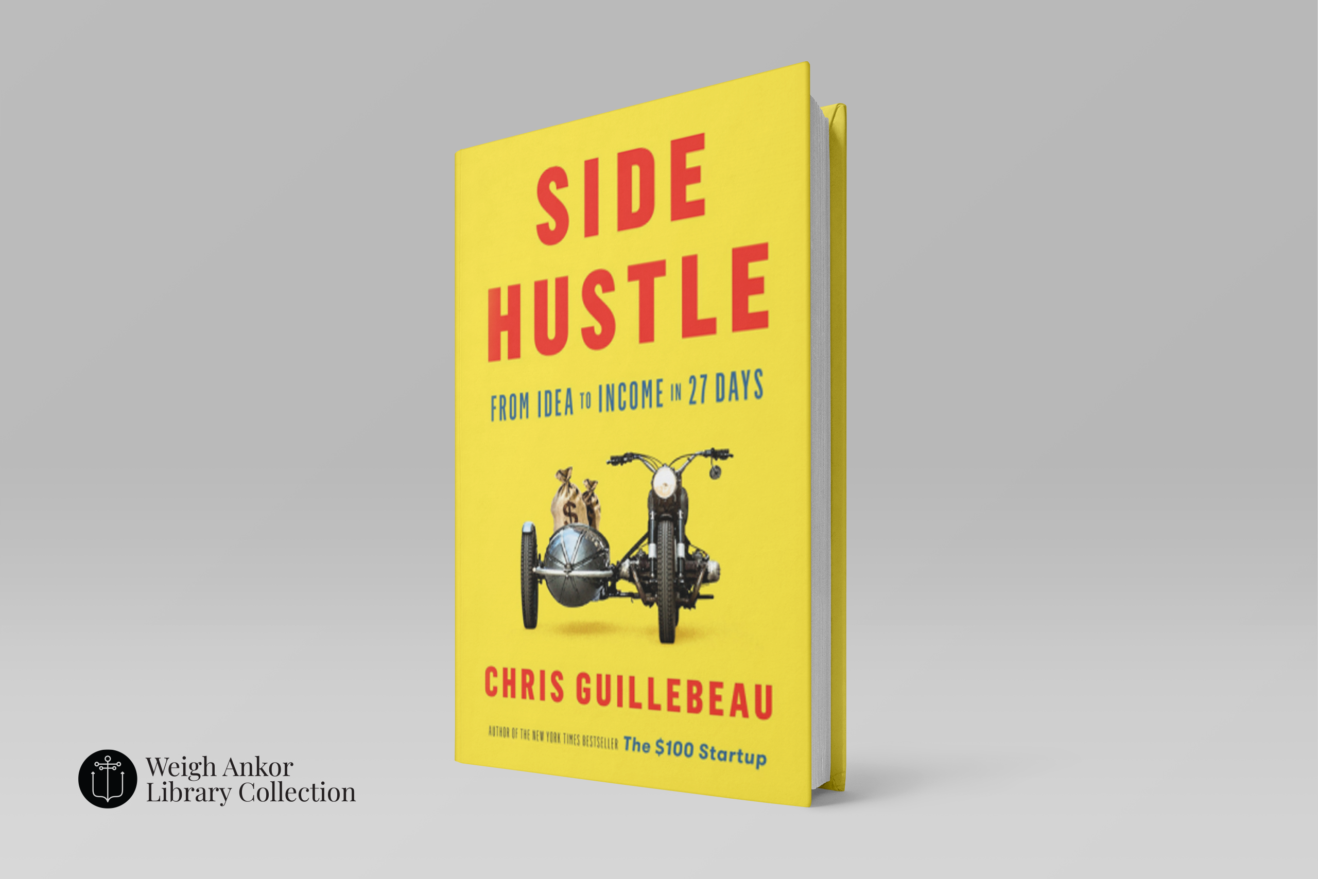 Monthly Reading: Side Hustle