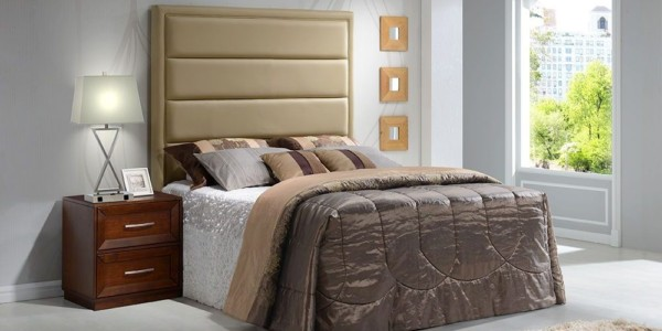 B607-10HB Upholstered Headboard