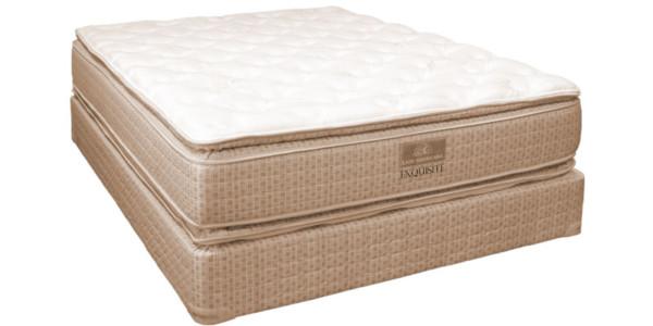 Exquisite Pillowtop Mattress
