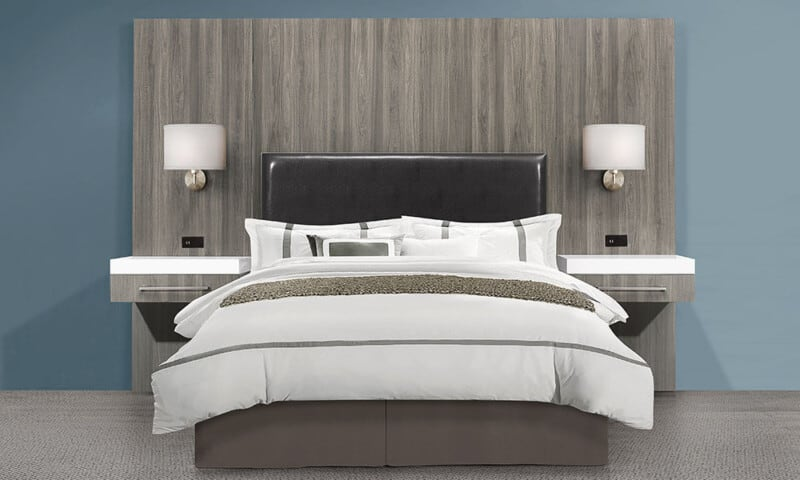 B385 Piermont Wall Bed