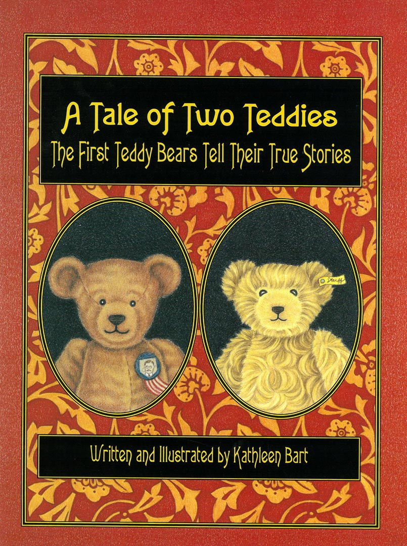 """""""Tale of Two Teddies"""" by Kathleen Bart - Cover"""