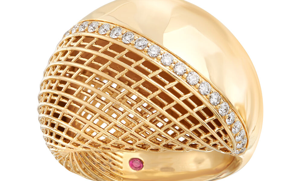 Roberto Coin ring on sale at Ross Simons