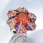 Ring from Carlo Beris, Italian jewelry designer