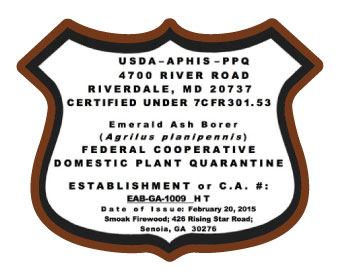USDA Badge