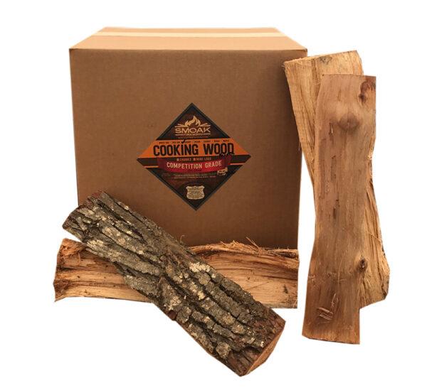 Standard Hickory Logs