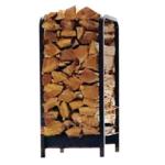 tall fireside rack