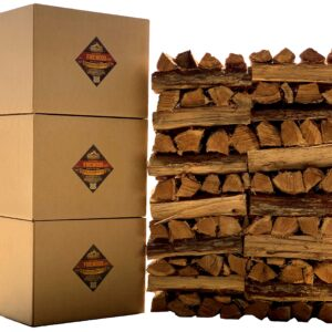 1/4 face cord firewood