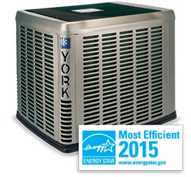 York Affinity Series CZH Air Conditioner | All City Air Conditioning & Heating