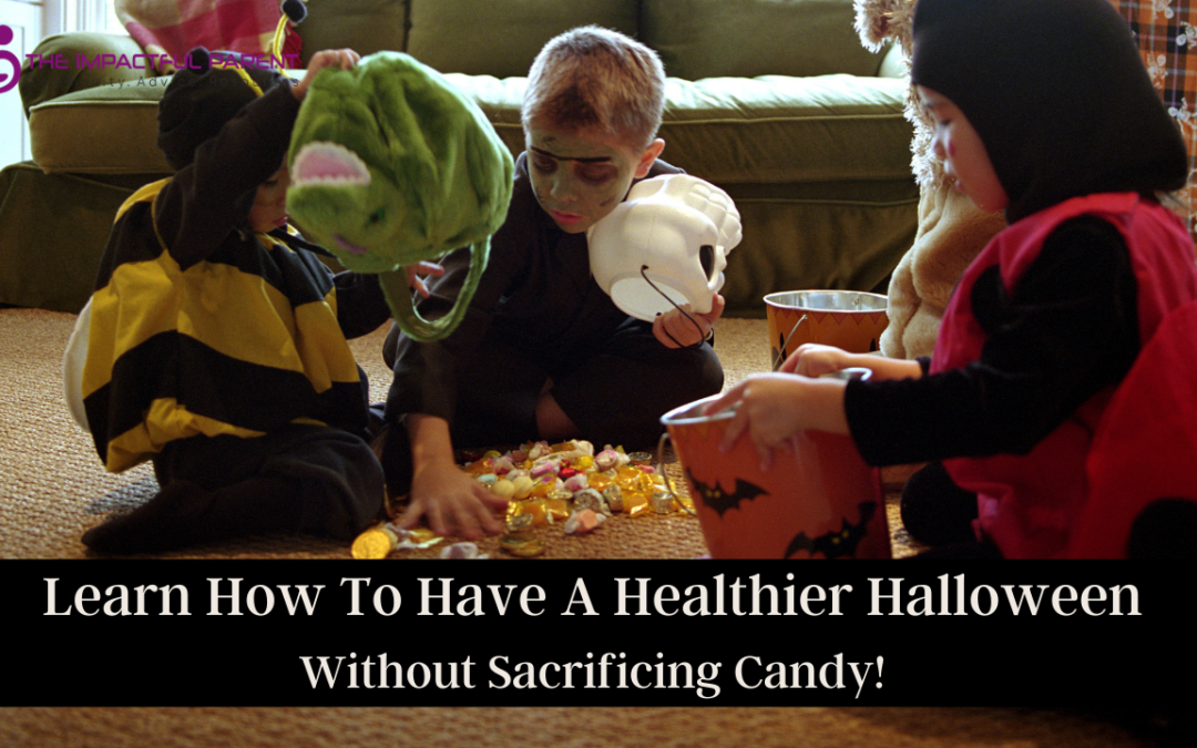 Healthy Choices For Halloween Candy
