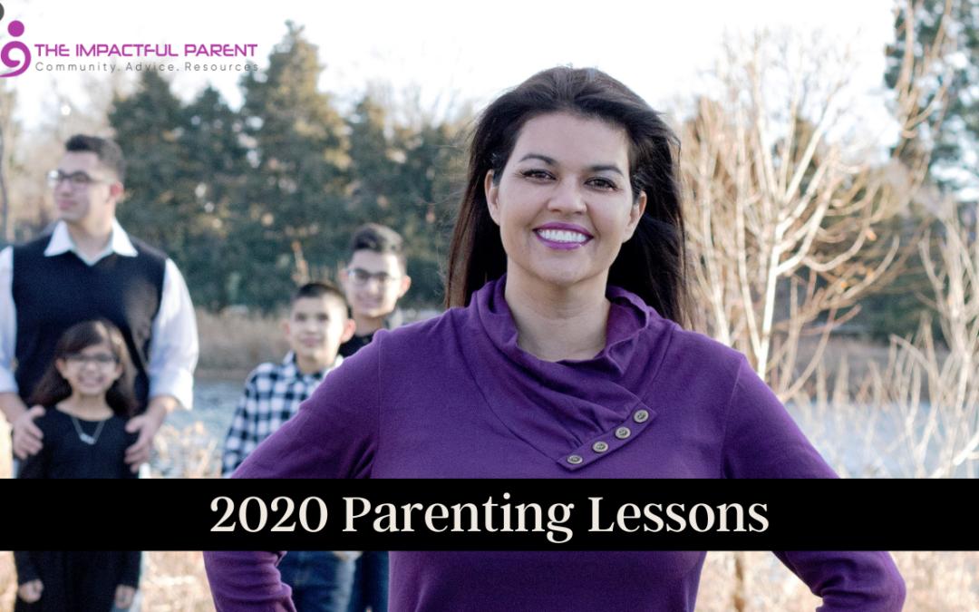 2020 Parenting Lessons
