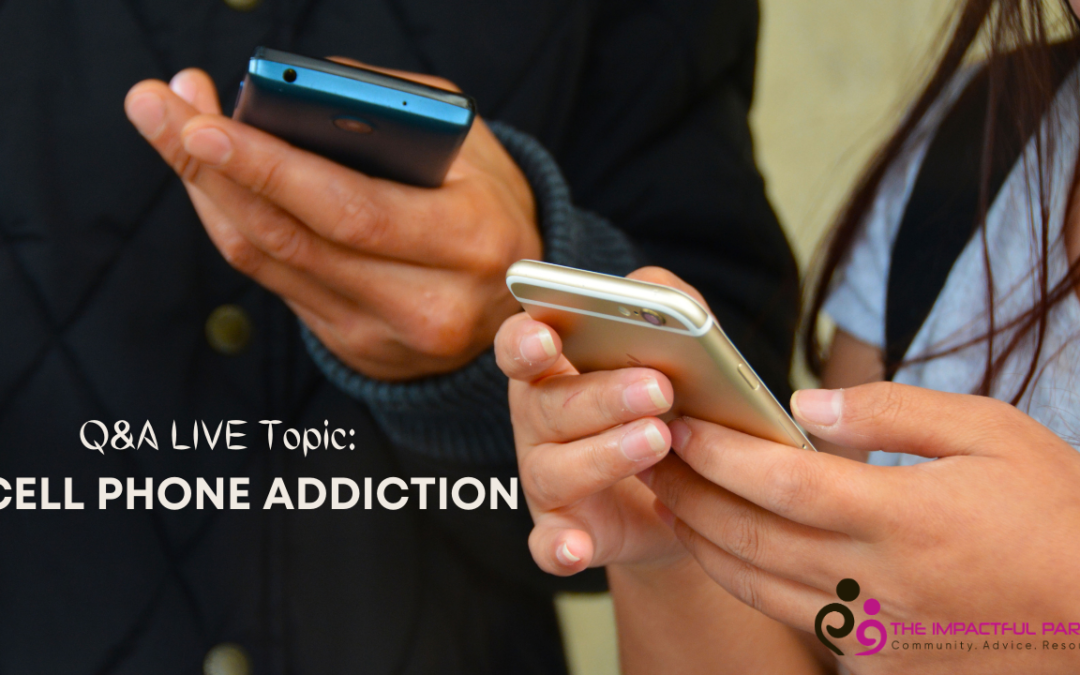Cellphone Addiction In Adolescents