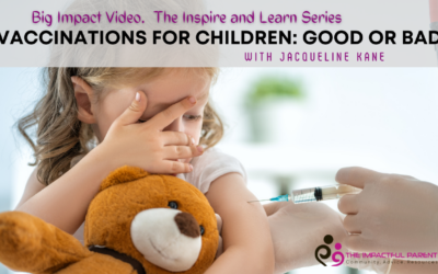 Vaccinations For Children: When Everything Changes…