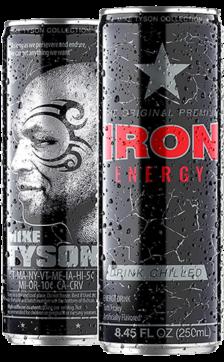 Iron Energy Drink