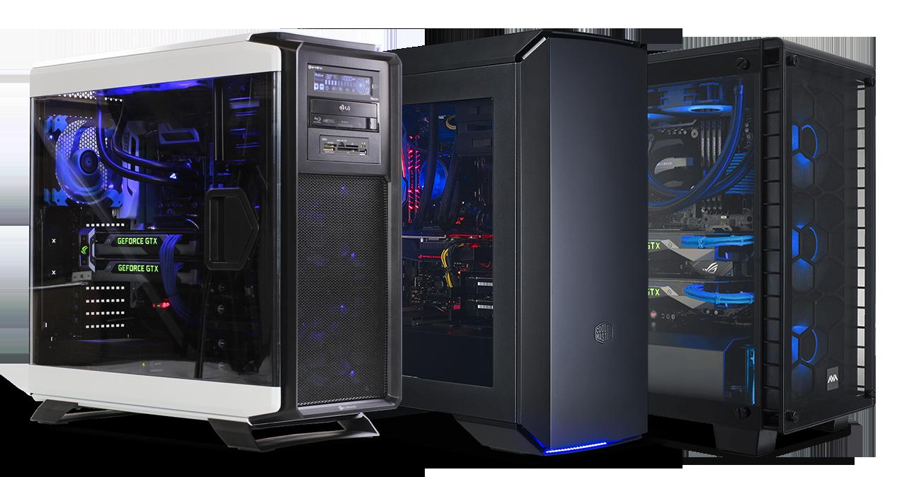 TechCore Custom Built Computers