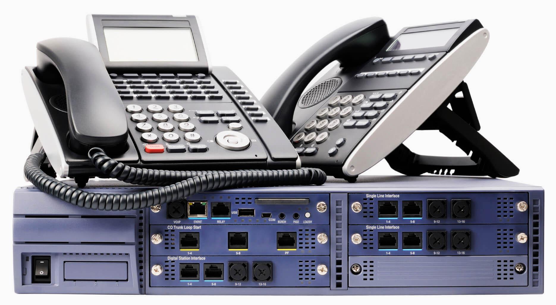 TechCore IP Phone Systems