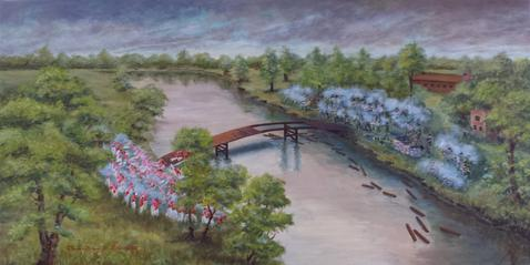Battle of Scajaquada Creek Bridge