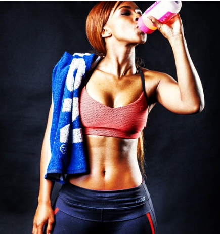 Photo of 10 SA Celebrities Who Really Love Working Out