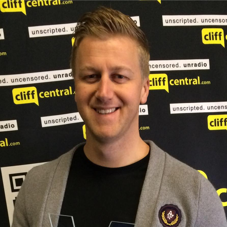 """Photo of Gareth Cliff """"I have only ever voted for the ANC """""""