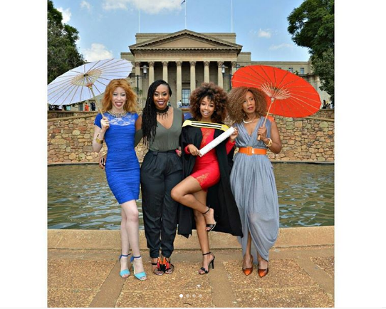 Photo of Generation's Candice Modiselle Graduates With An Honours Degree