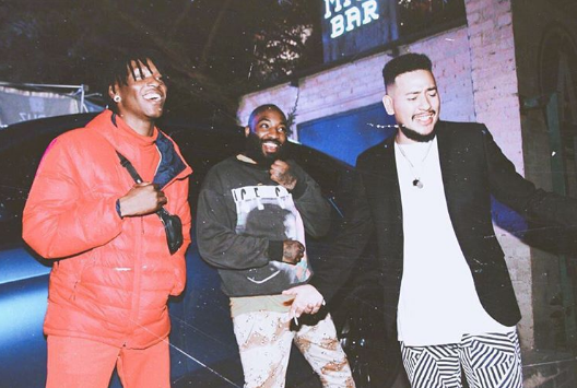 """Photo of """"People need to stop forcing""""- Is AKA Shading Cassper's Tito Mboweni Music Video?"""