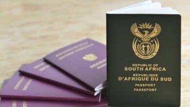 Photo of SA Ranks Number 3 In Most Powerful Passports In Africa