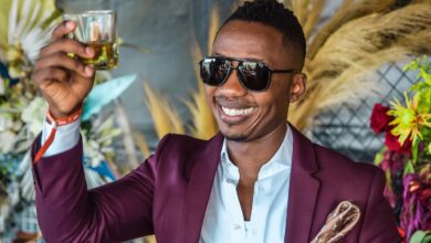 Photo of Andile Ncube Bags A Cool Hosting Gig