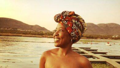 Photo of Pics! Inside Ntsiki Mazwai's Beautiful Getaway