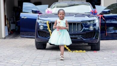 Photo of Sad Note: Shepherd Bushiri Mourns His 8 Year Old Daughter