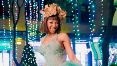 Photo of Enhle Mbali Buys Herself A Porsche To Celebrate Her 33rd Birthday