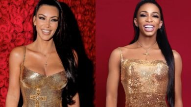 Photo of B*tch Stole My Look! Lasizwe Vs Kim : Who Is The Best Kardashian?