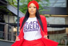 Photo of Levels! Lerato Kganyago Gushes Over Owing A Beauty Franchise