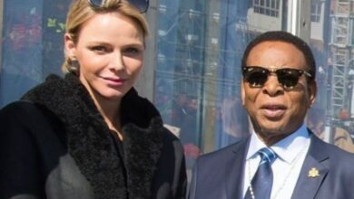 Photo of Princess Charlene of Monaco Flies In To Pay Her Last Respect To King Goodwill Zwelithini