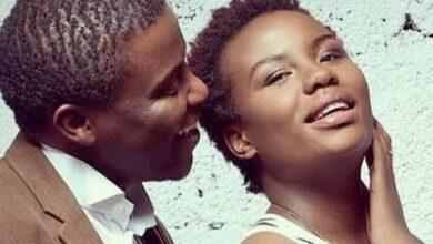 Photo of Mona Monyane Remembers Her Ex Khulu Skenjana On His Birthday