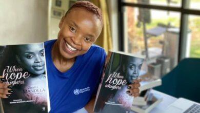 Photo of Zoleka Mandela Celebrates The Success of Her Book
