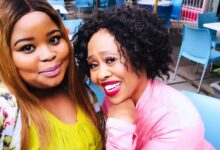 Photo of Lesego Sings Her Stepmother Redi Tlhabi's Praises In A Beautiful Birthday Message