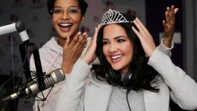 Photo of Pics! Natasha Joubert Crowned Miss Jacaranda FM South Africa Universe