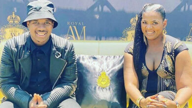 Photo of Gloves Are Off! Shauwn Mkhize Steps In To Fight For Her Son Andile Mpisane's Dream