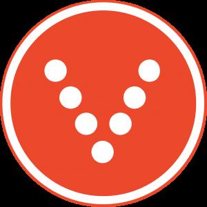 vault logo hangouts button