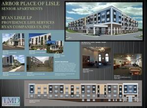 Residential Senior Housing - New Construction