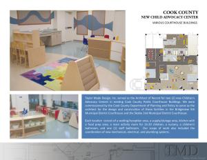 Government / Chilkd Advocacy - Interior Design