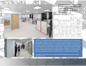 ERP Office / Commercial - Interior Design