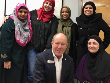 Productive-meeting-today-with-Salwa-Kadri-Khalid-Tarabain-and-others-at-Al-Rashid-Mosque-in-my-riding-of-Edmonton-Griesbach-March-5-2019.
