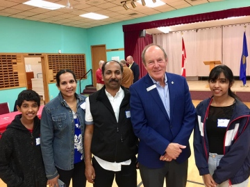 Thanks to everyone who came to my Celebration of Canada event  - June 22, 2019.