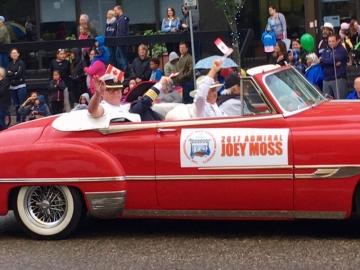 K-Days Parade - July 21, 2017